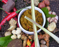 Base Genep - complete Balinese food seasoning
