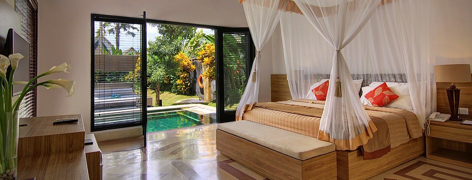 King 2 Bedroom Villa Seminyak