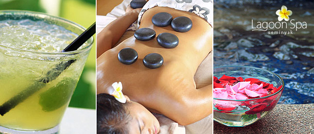 Hens Spa Packages at Lagoon Spa Seminyak