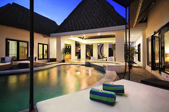 Presidential Suite 3 Bedroom Villa In Seminyak Villa Seminyak Estate Spa