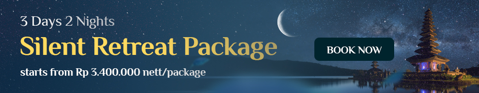 Silent Retreat Package